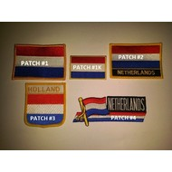 Patch Netherlands flag Patch