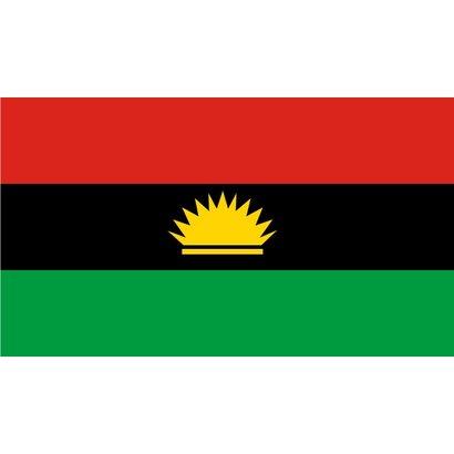 Vlag Biafra vlag
