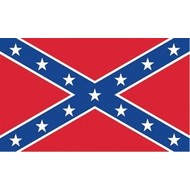 Vlag Mega Confederate flag
