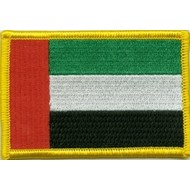 Patch Verenigde Arabische Emiraten vlag patch