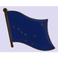 Speldje Starry Plough Pin