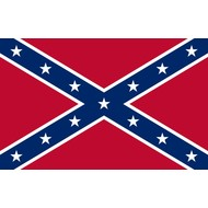 Vlag AANBIEDING Confederates vlag Zuidstaten