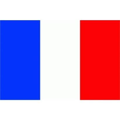 Vlag Frankrijk France 3 x 5m