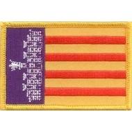 Patch Majorca Mallorca vlag patch