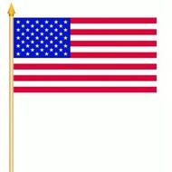 Stok- / zwaai-vlag Belgium stick waving - Copy