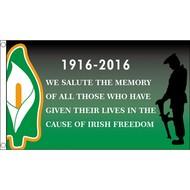 Vlag Irish Republic Easter Rising 1916 2016