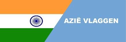 Vlaggen van alle aziatische landen