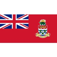 Vlag Cayman Islands Marine flag