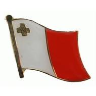 Speldje Malta flag pin