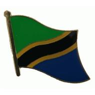 Speldje Tanzania flag pin