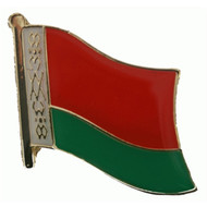 Speldje Wit Rusland Belarus vlag Speldje
