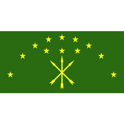Vlag Vlag van Adygea
