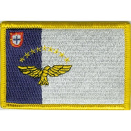 Patch Azores Azoren vlag Patch