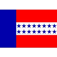 Vlag Flag of the Tuamotu Islands