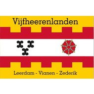 Vlag Vijfheerenlanden vlag