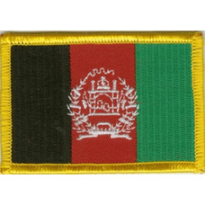 Patch Afghanistan vlag patch