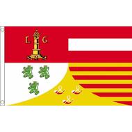 Vlag Liege Luik vlag