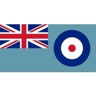 Vlag Royal Air Force Ensign vlag