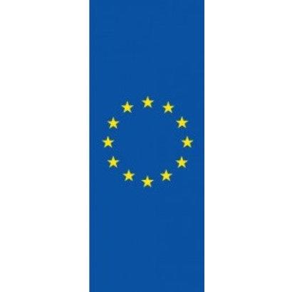 Vlag Europa Banier
