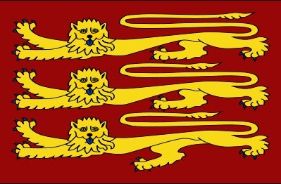 Engelse vlaggen Historisch