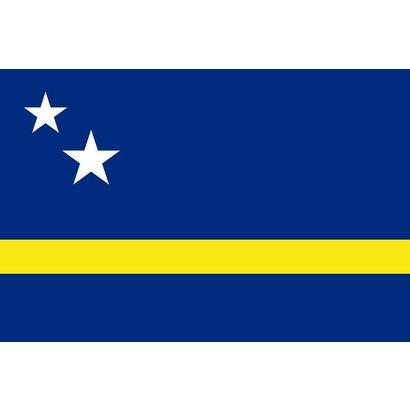 Bootvlag Curacao Bootsvlag