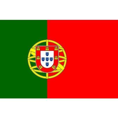 Bootvlag Portugal Bootsvlag