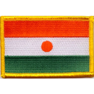 Patch Niger Flag patch