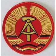 Patch DDR East Germany flag patch