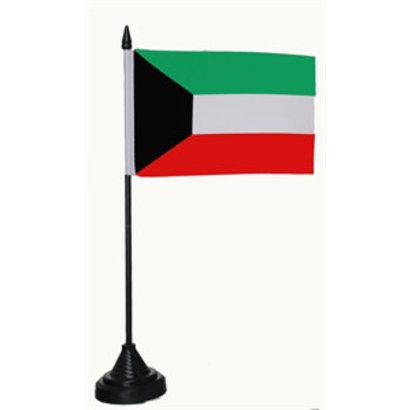 Tafelvlag Koeweit Kuwait tafelvlag