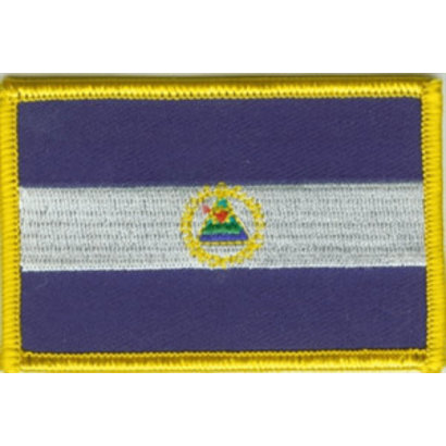 Patch Nicaragua vlag patch