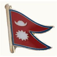 Speldje Nepal vlag Pin Speldje