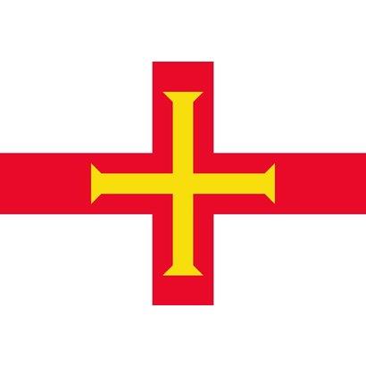 Vlag Guernsey vlag