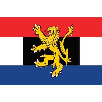 Vlag Benelux vlag van de Benelux