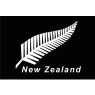 Vlag Nieuw Zeeland Fern