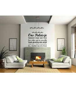 muurstickers voor in de woonkamer kopen? muursticker4sale.nl -, Deco ideeën