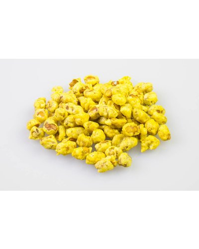 Erdnüsse mit Curry-Gewürz