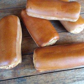 Worstenbroodjes Vers 5 stuks