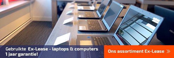 Gebruikte -ex lease- computers en notebooks