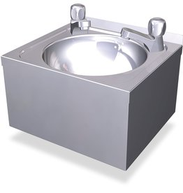 Double tap hand wash basin XS Model