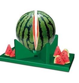 Snijplank voor bolvormig fruit