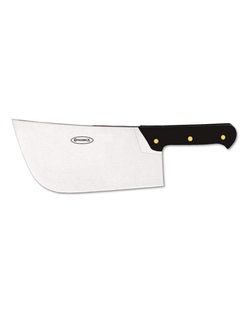 Curved cornering knife