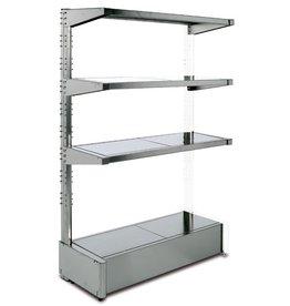 Extension kit single rack