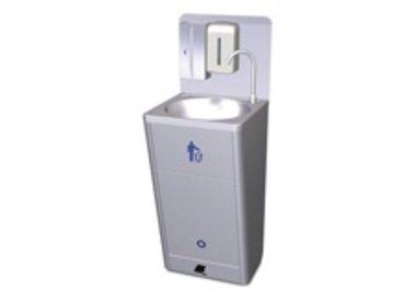 Mobiele handwasbakken