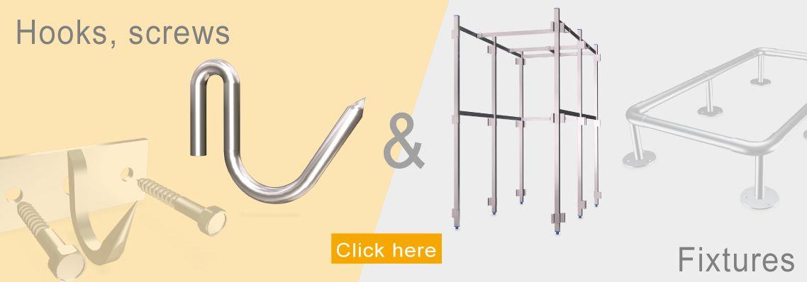 Hooks & fixtures