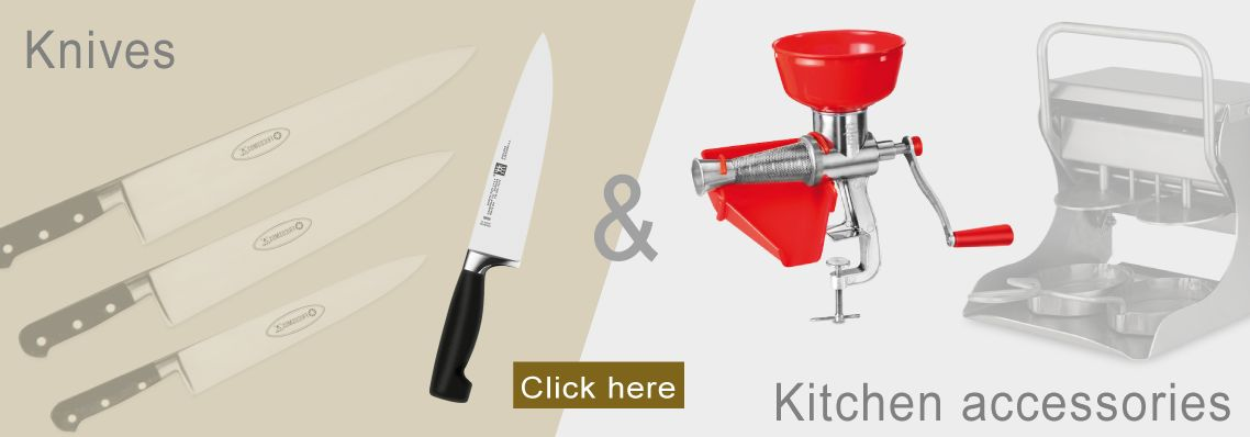 Knives & kitchen accessories