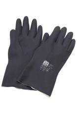 Beschermde handschoenen tegen chemische producten