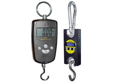 Weighing hooks
