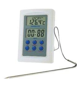 Digitale oventhermometer met sonde