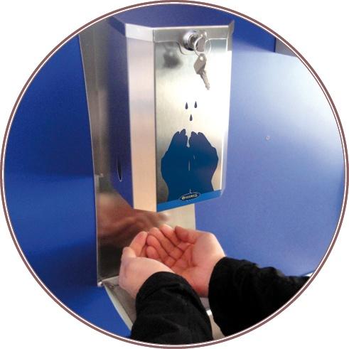 Automatische zeepdispenser