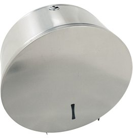 Toiletpapier dispenser in rvs